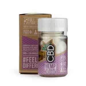 CBDfx Soft Gels