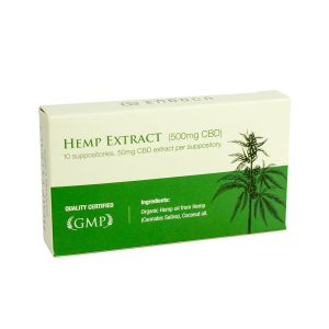 Hemp Suppositories