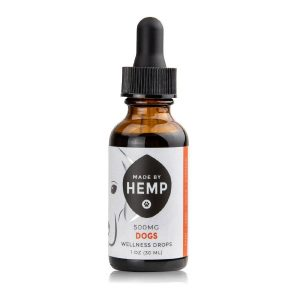 CBD Wellness Drops for Dogs