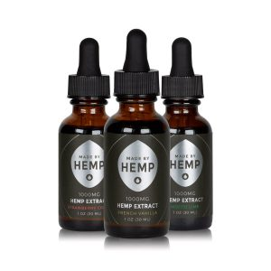 MBH-Tincture Hemp Extract
