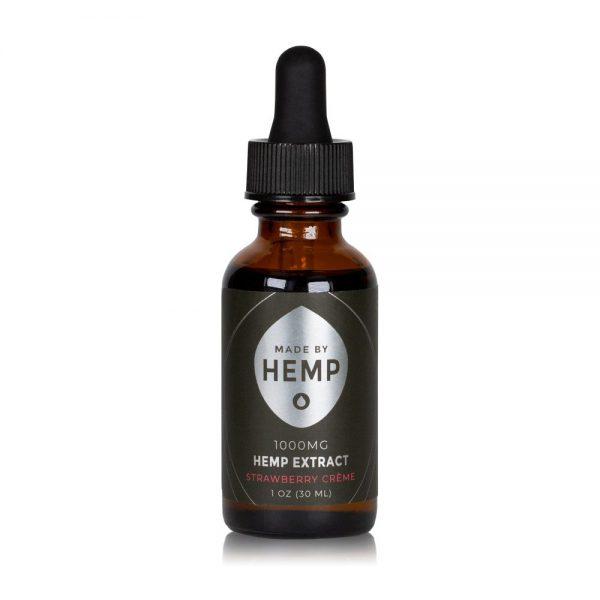 MBH-Tincture Hemp Extract