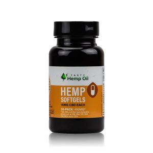 Hemp CBD Soft Gels