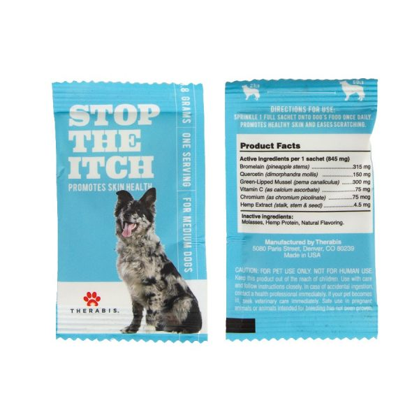 7pk Stop The Itch Hemp for Pets
